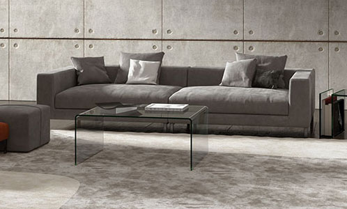 Which coffee table to which sofa