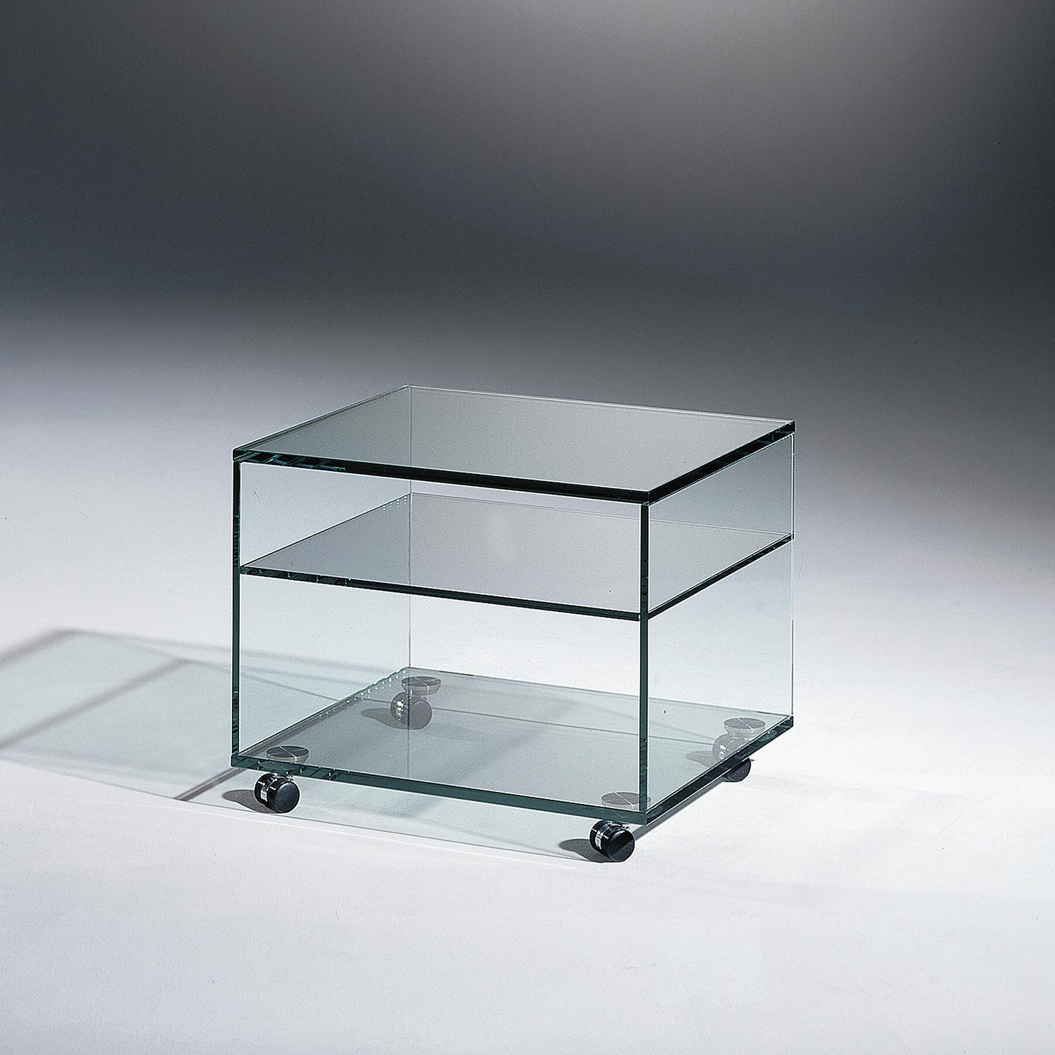 Buy Elegant Glass Tv Table From Dreieck Design Diogenes